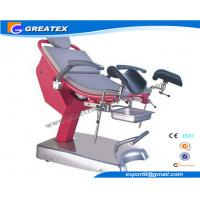 Medical Operation Table Obstetric Table With Three Electrical Motors Manufactures