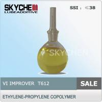 T612 OCP Ethylene propylene copolymer petroleum for lubricant oil additive and engine oil additive Manufactures