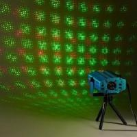 30W RB firefly SD Card green animation red, green laser stage lighting projector for Bar Manufactures