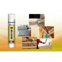One Component Type PU Foam Sealant Strong Bond Fast Adhesion Insulation Boards Manufactures