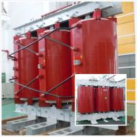 Quality 6.6 KV - 125 KVA Dry Type Transformer Low Noise Dry Type Cast Resin Transformer for sale