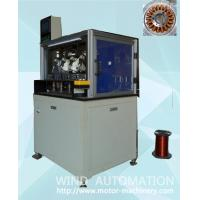 Stator winding machine for manufacturing BLDC outrunner motors Manufactures