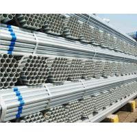 galvanized steel pipe for water gas steam air line exporters China supplier market Manufactures