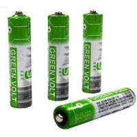 R03 AAA Carbon Zinc Battery (Green Volt) Manufactures