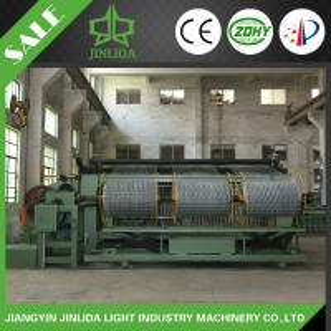 Automatic Three Twist Gabion Wire Mesh Weaving Machine Width 4.3m Wire Manufactures