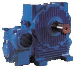 CDUW Cone Worm Gear Reducer Manufactures