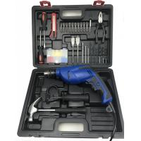 Buy cheap 13mm Impact Drill Machine Complete with 138 piece Kit Smart Household Tool Set from wholesalers