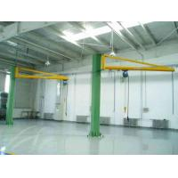 Cheap Workstations Jib Cranes Designed for Marine Loading / Building Maintenance for sale
