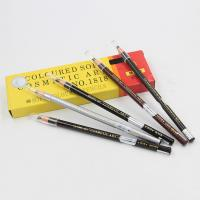 Cosmetic Tattoo Accessories Permanent Makeup Eyebrow Pencil Wood Manufactures