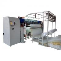 Buy cheap Computerized Chain Stitch Multi Needle Quilting Machine 7KW High Speed from wholesalers