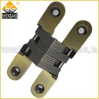 cabinet door hinges concealed hinges 3D adjustable hinges hidden hinges  invisiable hinge Manufactures