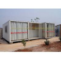 20Ft / 40Ft Container House Folding Container Homes Cold Formed Steel Profile Manufactures