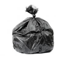 Eco Friendly Disposable Trash Can Liners Plastic Bin Bags OEM / ODM Service Manufactures