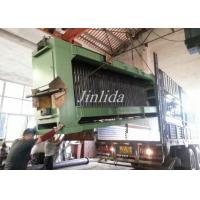 Professional Custom Gabion Wire Mesh Machine With Overload Protect Clutch Manufactures