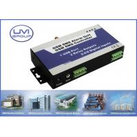 RTU22 850 / 900 / 1800 / 1900 Mhz GSM Remote Controllers / Quad Band GSM SMS Controller Manufactures