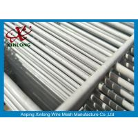 Electric Galvanized Wire Mesh Fence Square Shape For Home Eco Friendly Manufactures