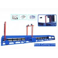 Horizontal Type EPS Block Moulding Machine For Sandwich Panel 11.2kw Manufactures