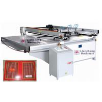 LC-3000 Large size semi-automatic planar screen printing machine Manufactures