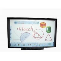 90'' Optical Imaging Finger Multi touch IR Interactive Whiteboard Electronic Manufactures