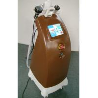 Vertical Cavitation+ RF Vacuum liposuction 3 in one shaping machine Manufactures