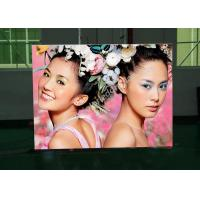 Cheap Noiselss P4 Indoor Full Color Led Display Screen 512x512 Mm Cabinet for sale