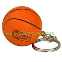 Basketball Key Chain Stress Reliever Manufactures