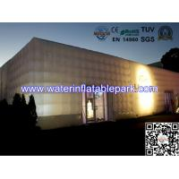 Commercial Inflatable Concert Hall With Blow Up Cubic Tent , Inflatable Hall Manufactures