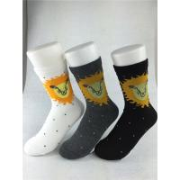 Buy cheap Eco - Friendly Elastane Recycled Cotton Socks For Children / Adults from wholesalers