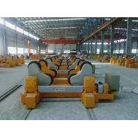 100ton Conventional Pipe Welding Rotator , Pipe Rotators for Welding