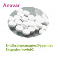 Anavar 10mg Oxandrolone Steroid Pills / Cas 53-39-4 Oxandrolone Fat Loss Oral Pills Manufactures