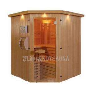 Far infrared sauna room(WKD-8002SC) Manufactures