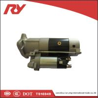 Auto Spare Parts Mitsubishi Starter Motor Sliding Armature Driving Type