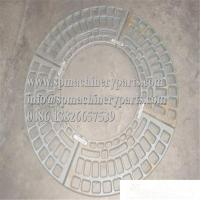 China Standard and custom fabrication designs ductile iron cast  tree grate 1200*1200mm  for urban park setting on sale