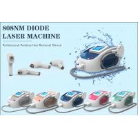 NUBWAY 2019 hot sale professional beauty salon use portable mini diode laser 808nm hair removal machine Manufactures