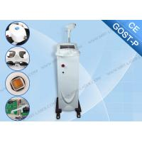 808nm Lightsheer Diode Laser Hair Removal Equipment for full body , face hair removal Manufactures
