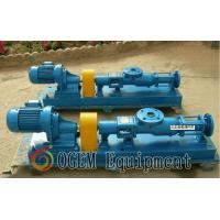 China Screw Pump in mud solid control from China on sale