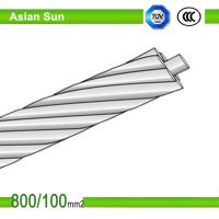 ASTM BS IEC DIN GOST Standard AAC/AAAC Conductor Cable Made in China Manufactures