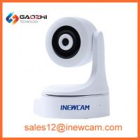 PTZ  security monitoring wireless CCTV camera for indoor security Manufactures