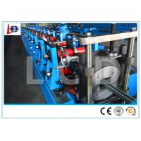 41*41 Mm C Channel Cold Roll Forming Machine For Solar Stents Production