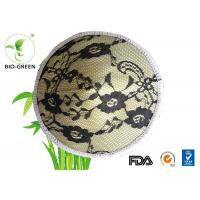 Ultra Thin Bamboo Nursing Pads , Round Washable Bamboobies Breast Pads Manufactures