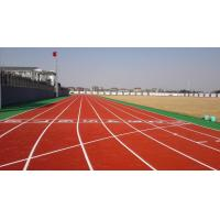 Granulated EPDM Running Track No Smell For Football Training Field