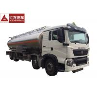 26000L Diesel Delivery Truck Comfortable Driving Seats 6 Cylinder Water Cooling