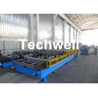 Custom High Speed Double Layer Forming Machine For Roof And Wall Panel Manufactures
