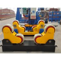 Cheap Automatic Centering Vessel Turning Rolls 40T For Pressure Vessel Welding for sale