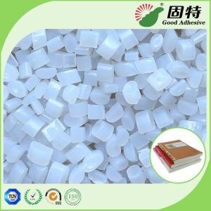 Cheap Viscosity Resin EVA Hot Melt Glue Pellets White Semi Transparent for sale