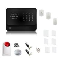 Multifunctional 433MHz House alarm system Manufactures