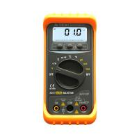 China portable Auto Range Digital Multimeter manual ​Blue 320Ω - 32MΩ on sale