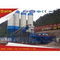 Cheap Fully Automatic Commercial Concrete Batching Plant Concrete Mixing Station 50 m3 / h for sale