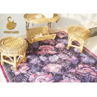 Polyester Fiber Bedroom Floor Rugs Underlay Felt Eco - Friendly Manufactures