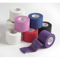 Coloured cotton sports coach tape trainer tape Manufactures